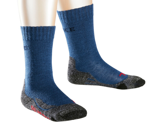 Falke TK2 Trekking Socks Kids dark blue